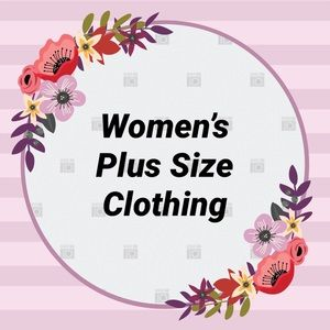 Other - Women's Plus Size Clothing